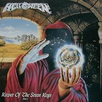 TRILOGÍAS DE DISCOS Helloween-keeper