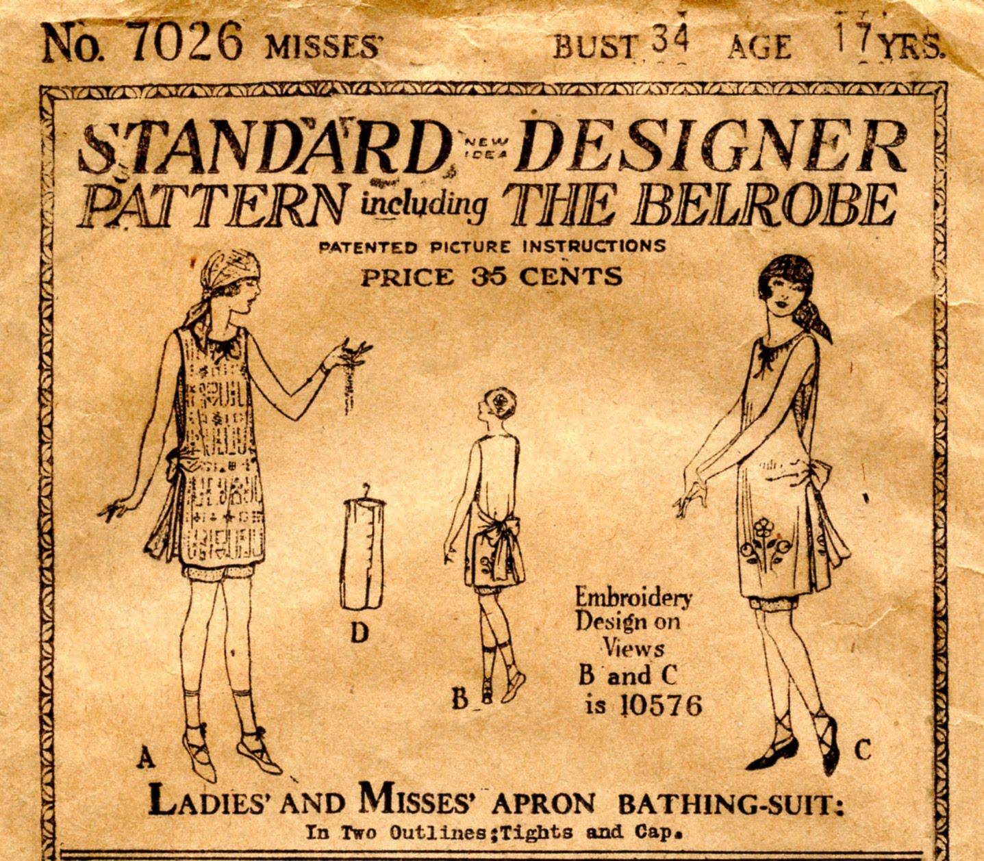 Unsung Sewing Patterns Standard Designer Ladies And Misses