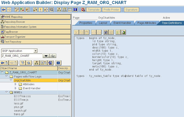 how to create transformation in sap abap