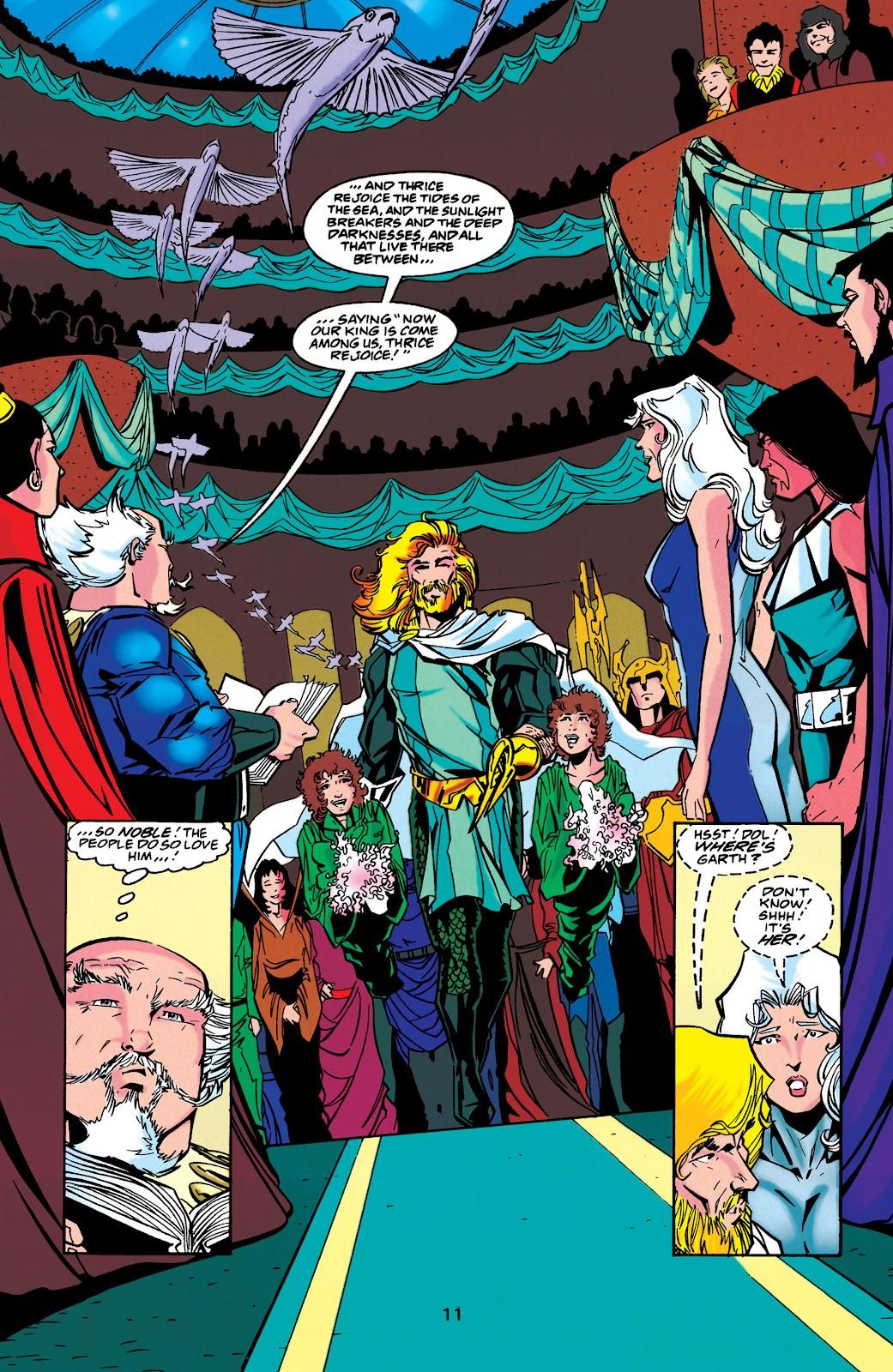 Aquaman (1994) Issue #49 #55 - English 12