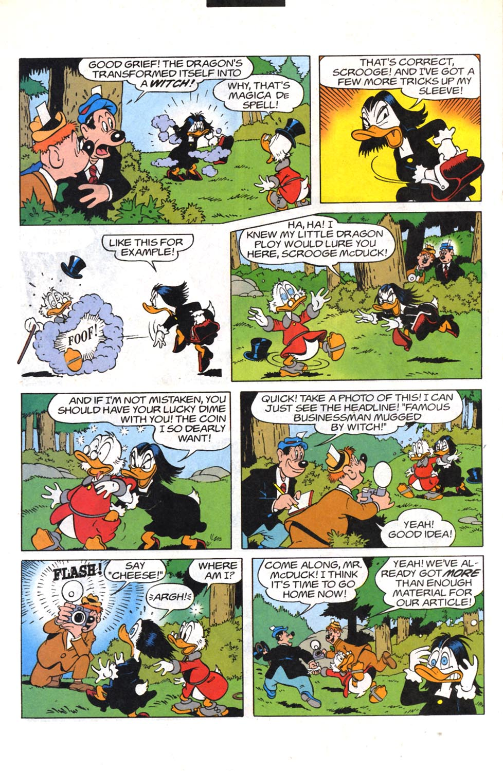 Uncle Scrooge (1953) Issue #304 #304 - English 20