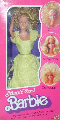 childhood memories barbie
