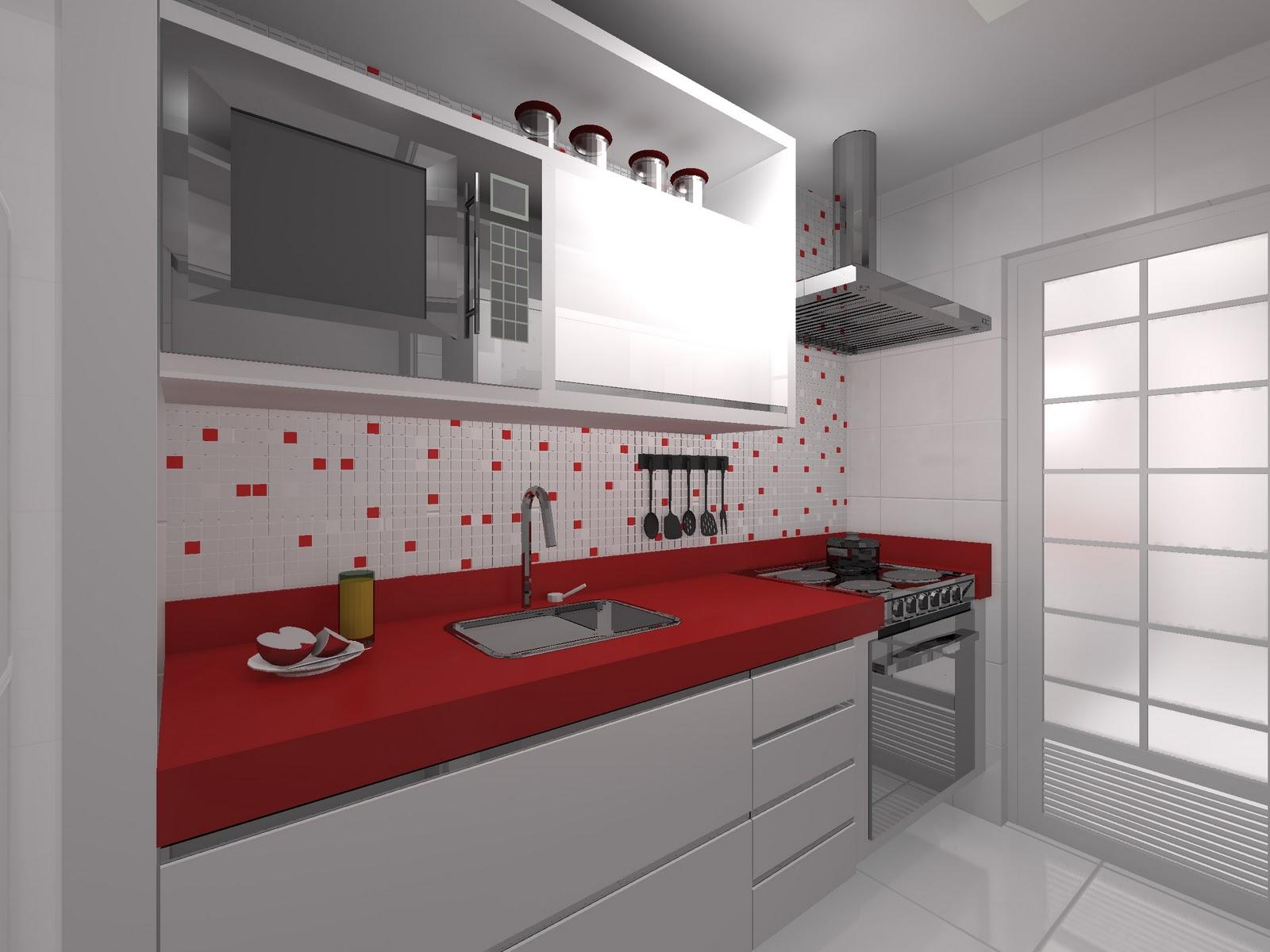 de Interiores  Maquetes 3d: Trabalhos Freelancer Desenho 3D/ Cozinhas #6D2020 1600 1200