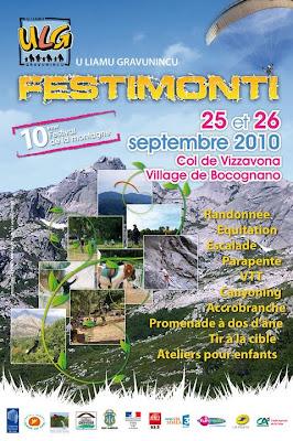 Affiche Festimonti 2010