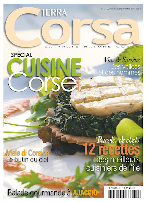 COUV magazine Terra Corsa N°32
