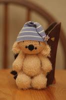 амигуруми мишка