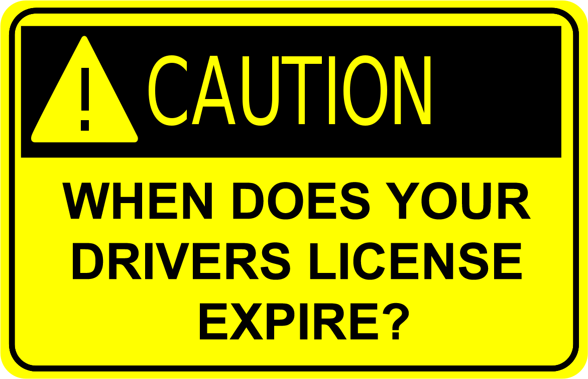 Com when does your drivers license expire you need to know