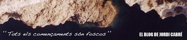 El blog de Jordi Cabré