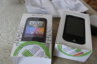 HTC Wildfire Teknosa