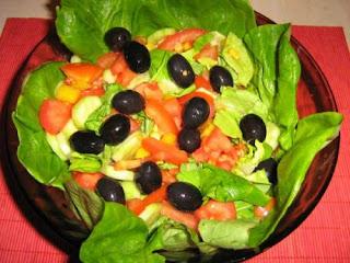 Salata de cruditati I