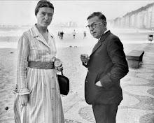 Simone de Beauvoir e Jean-Paul Sartre