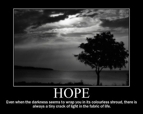 hope is awaking dream
