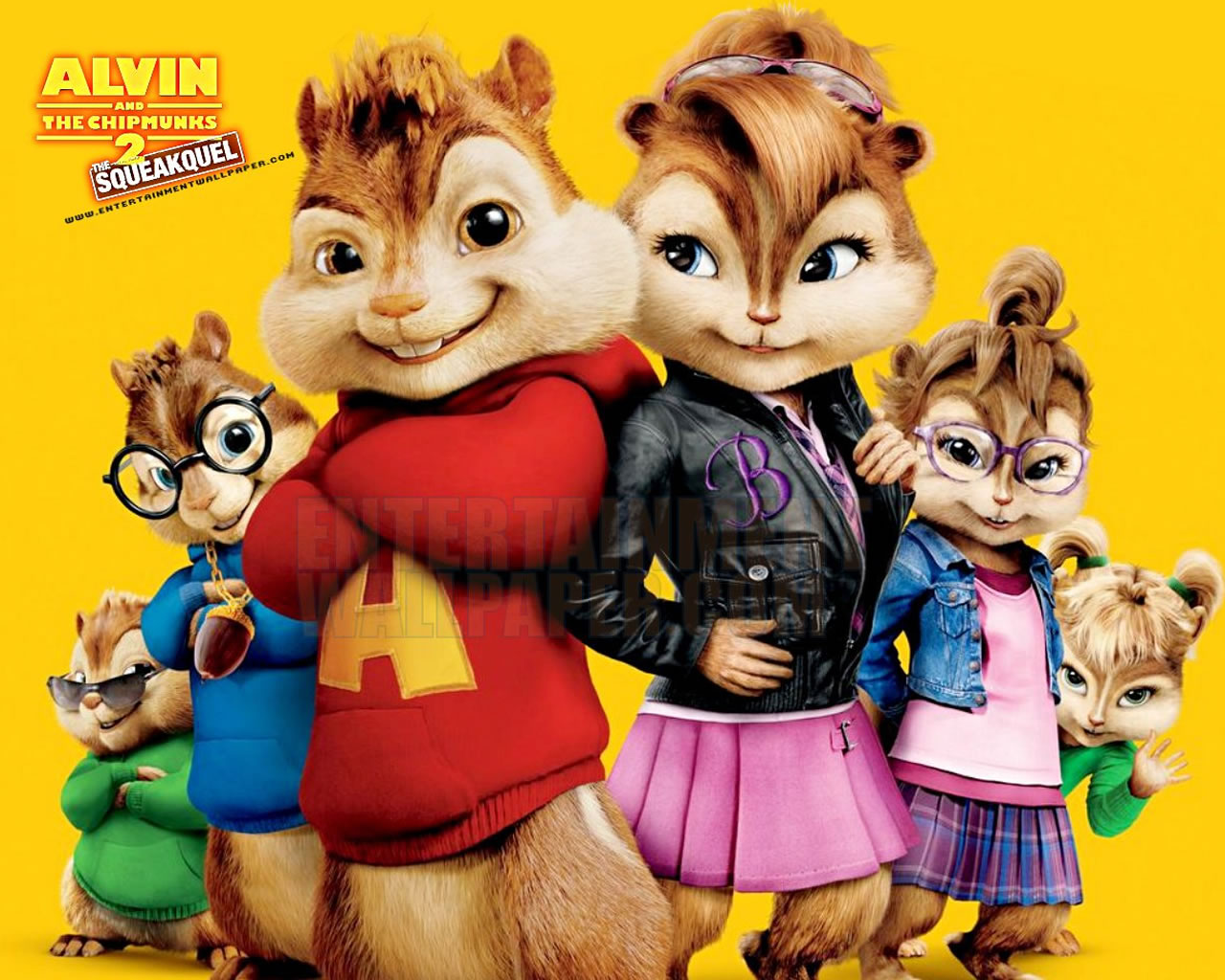 alvin and the chipmunks-#6