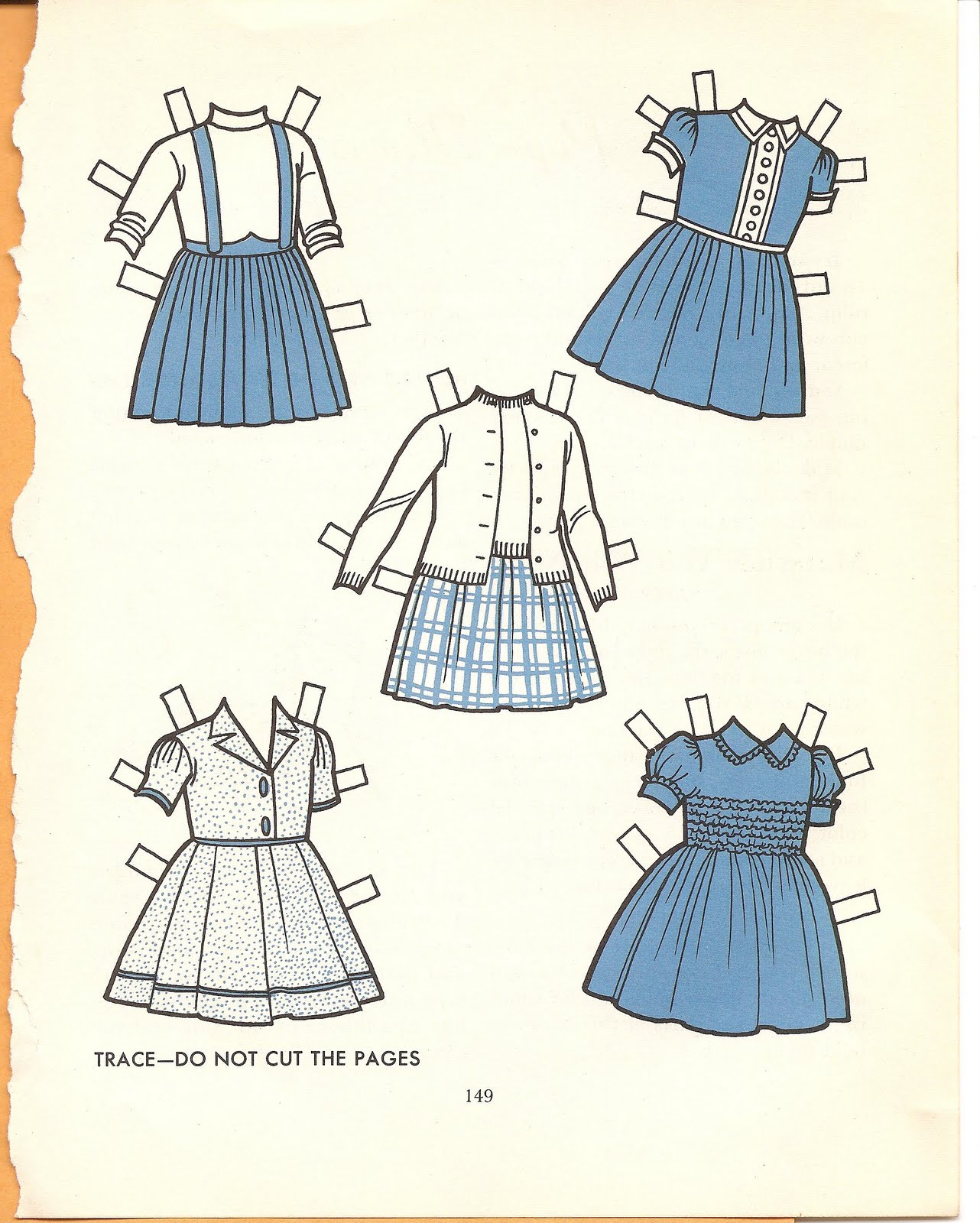 Amazon.com: How To Make Doll Clothes - A Book For Daughters