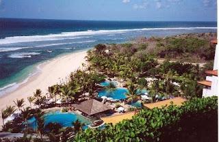 Dreamland Beach Bali Indonesia