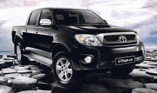 New 2011 Toyota Hilux, Mobil Toyota Hilux Terbaru tahun 2011