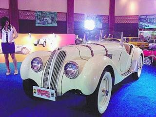 Koleksi Mobil Tua Antik Kuno Indonesia