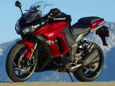 Picture Motor Ninja Terbaru