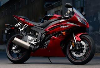 Motor Terbaru 2011, Motor Yamaha Type Model Seri R6 11