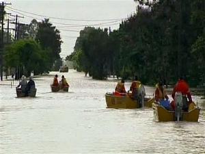 Foto Bencana Banjir Di Australia
