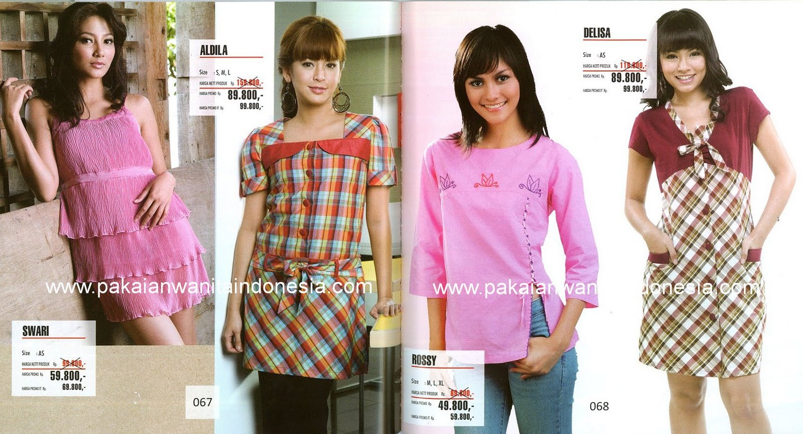 Model Baju Wanita Terkini