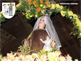 Virgen del Carmen 16 de Julio