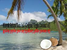 Minyak Kelapa Dara (Virgin Coconut Oil)