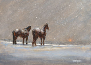 Horse Art by Lori Levin