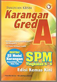 Buku Karangan SPM