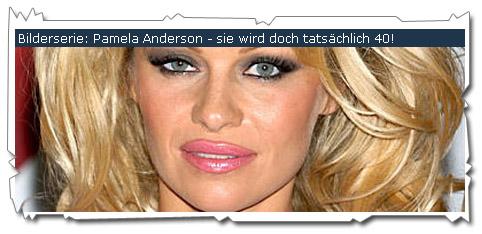 Pamela Anderson wird 40