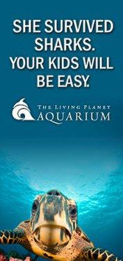 enjoy utah 2 off at the living planet aquarium. Black Bedroom Furniture Sets. Home Design Ideas