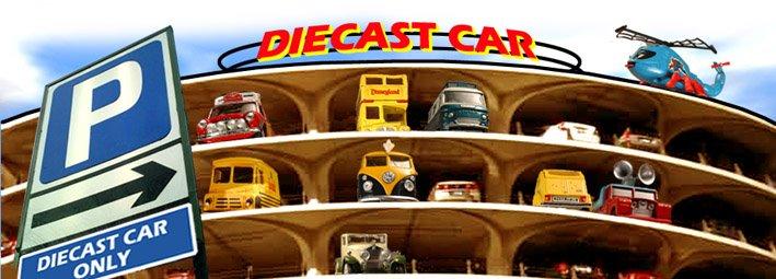 Diecastman Blog