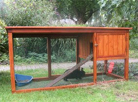 Rabbit Hutch Building Plans - Welcome to RabbitSecrets.com