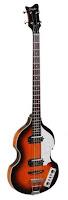 Teste do contrabaixo Condor Viola Bass VB40 Deluxe