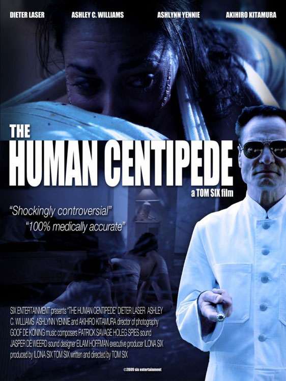 human centipede dog. The Human Centipede