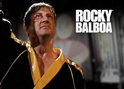 rocky parker. Sylvester Stallone as Rocky