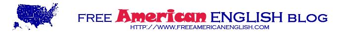 Free American English Blog