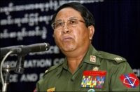 Burma's Minister of Information