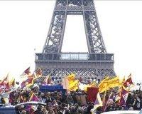 Paris torch fiasco