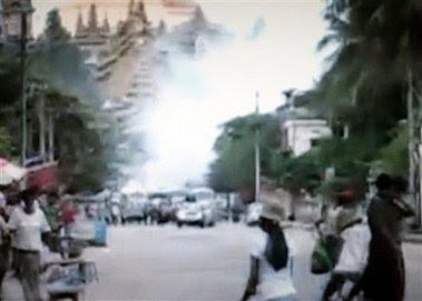 Swedagon attack