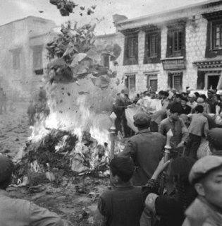 First Cultural Revolution in Tibet