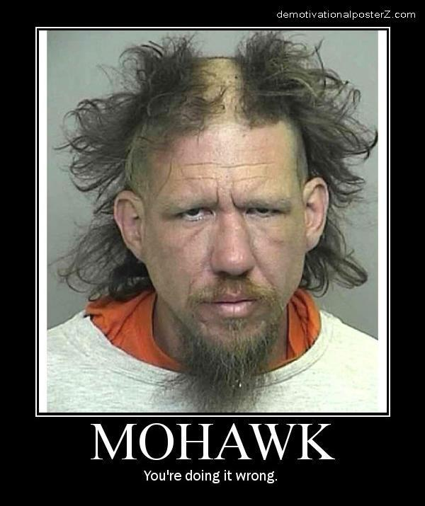 Mohawk - You're Doing It Wrong
