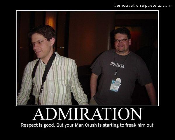 Admiration - Man Crush