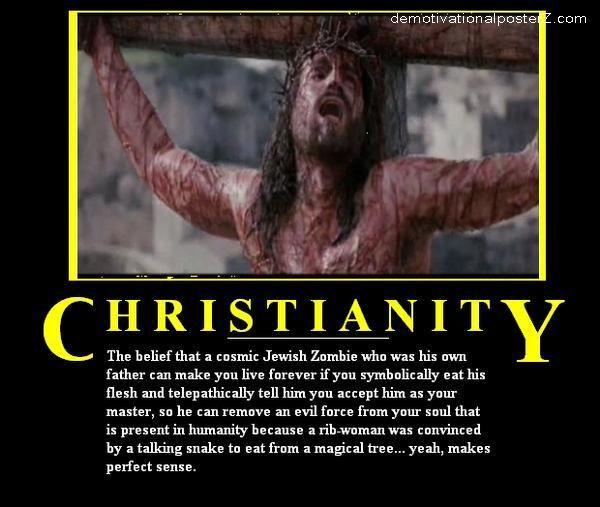 Christianity Jewish Zombie Jesus
