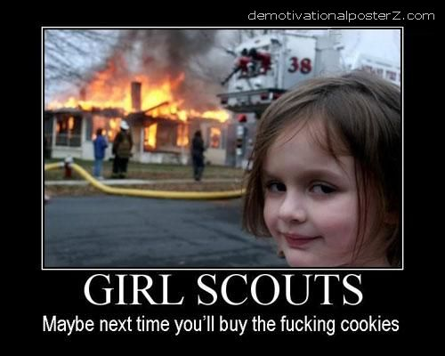 Girl Scouts Motivational