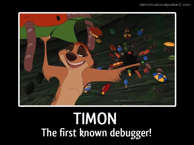 timon debugger
