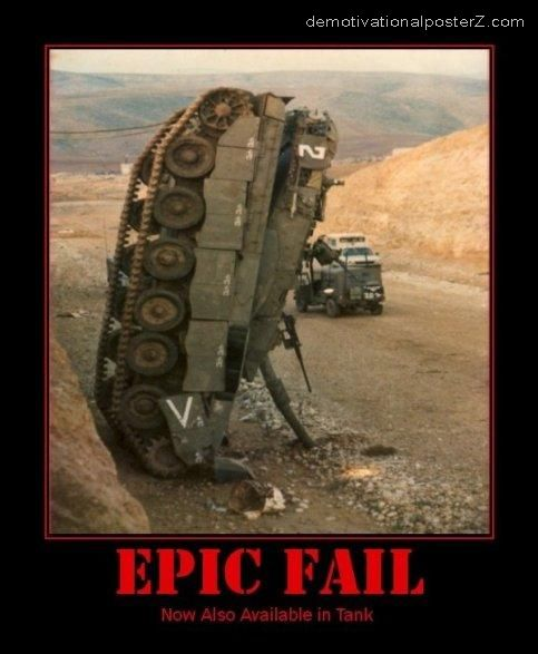 epic tank fail