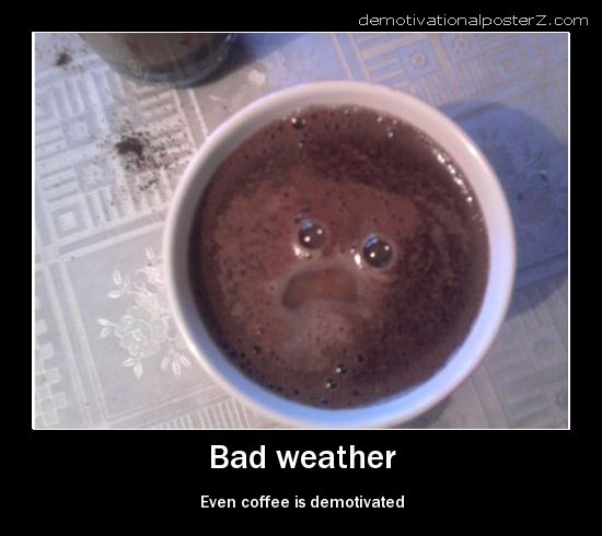 COFFEE SAD FACE
