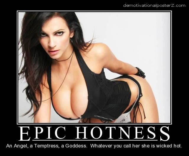 EPIC HOTNESS