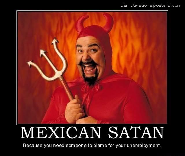 mexican satan unemployment